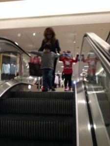 escalator accidents